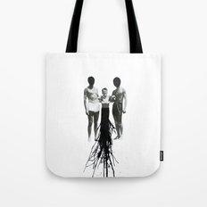 Emission Tote Bag