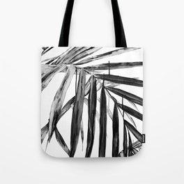 MONOCHROME BOTANICALS Tote Bag