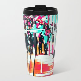 Street view Travel Mug