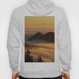 sea of fog Hoody