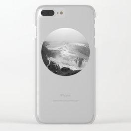 Gullfoss Clear iPhone Case