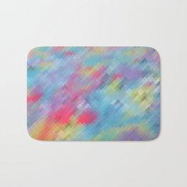 Wrinkle Pixel Bath Mat