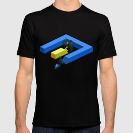 Tron Wall T-shirt
