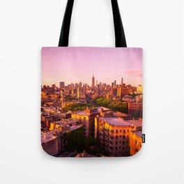 New York, I Love You (West Village Edition) Tote Bag
