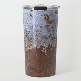 Blue Rust Travel Mug