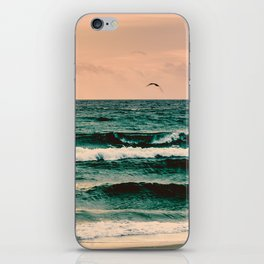 Escape to Paradise iPhone Skin