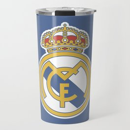 Real Madrid Spanyol Travel Mug