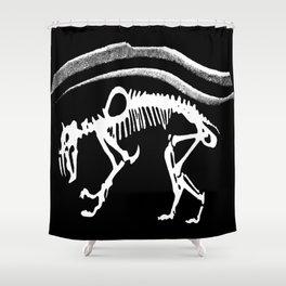 Sabretooth Shower Curtain