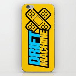 Drift Machine v1 HQvector iPhone Skin