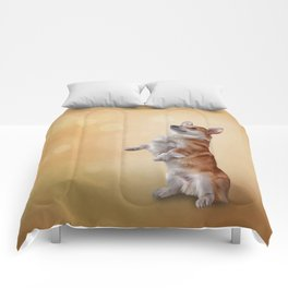 Dog breed Welsh Corgi Comforters