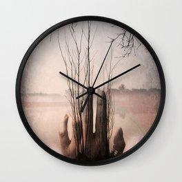 Dormant Wall Clock