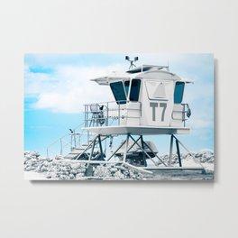T7 - Baldwin Beach Park Maui Metal Print