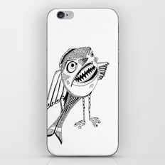 Piranâbird iPhone & iPod Skin