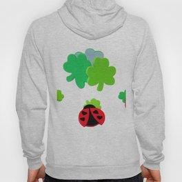 Lucky Ladybugs Hoody