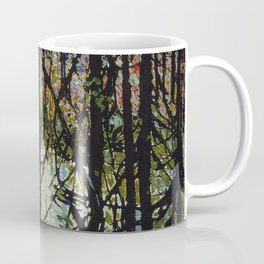 Tom Thomson - Northern River Coffee Mug