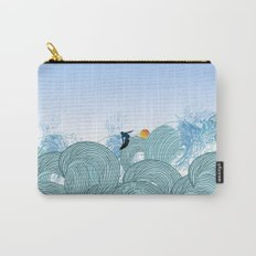 surfing 2 Carry-All Pouch