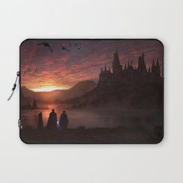 Hogwarts Laptop Sleeve