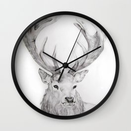Hart Wall Clock
