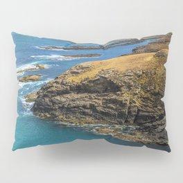 West Coast of Scotland Pillow Sham
