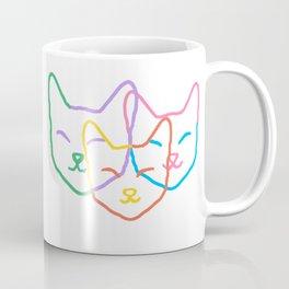 Smiley kats Coffee Mug
