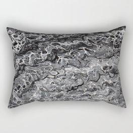 Asteroid Belt Rectangular Pillow