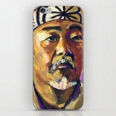 Mr Miyagi iPhone & iPod Skin