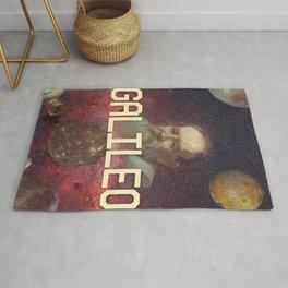 Visions of Galileo Rug