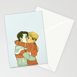 Simon & Kieran (In the Flesh) Stationery Cards