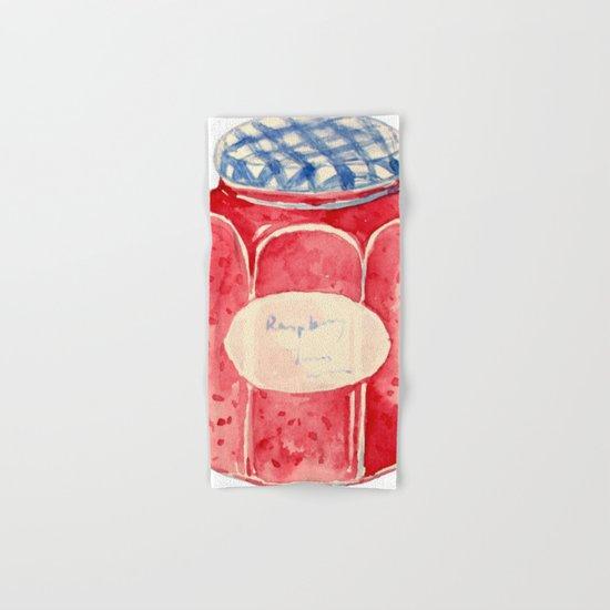 Raspberry Jam Hand & Bath Towel