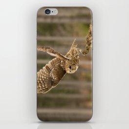 Tawny Takeoff iPhone Skin