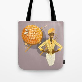 Gooseberry Upside-Down Cake  Tote Bag