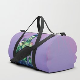 Frankenstein's Selfie Duffle Bag