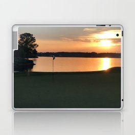 11 at Sunset Laptop & iPad Skin