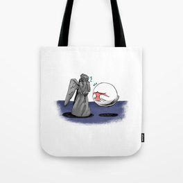 Don't look! Tote Bag