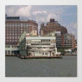 NY Marine and Aviation Building Canvas Print