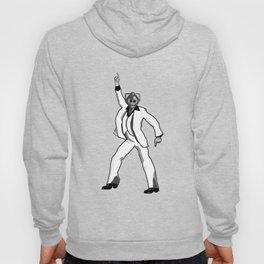 Saturday Night Cyberman Hoody