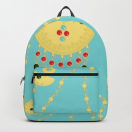 Traditional Kuwaiti Jewellery Backpack