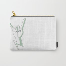 Horns up! Carry-All Pouch