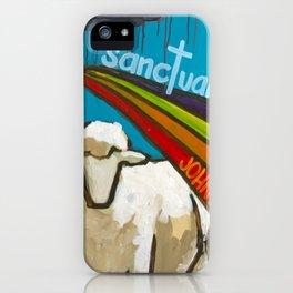 sanctuary iPhone Case