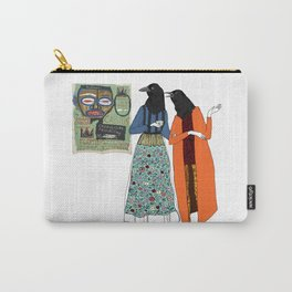 Talk about art Carry-All Pouch