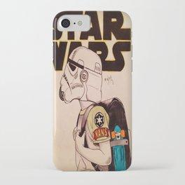StarWars x Kid x Vans iPhone Case