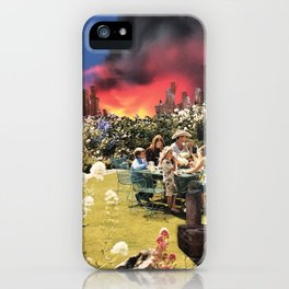 A Toast to Disaster iPhone Case