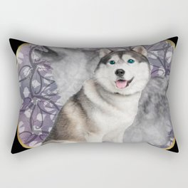 Ancestors Mandala Rectangular Pillow