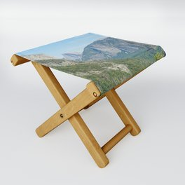 Love these mountains Folding Stool