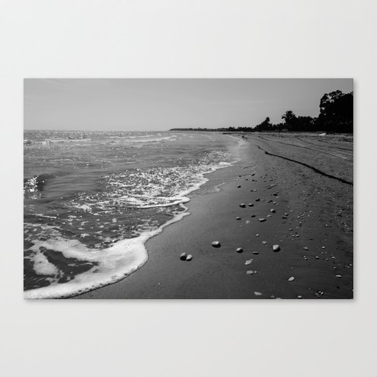 BEACH DAYS XXX Canvas Print