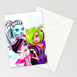 MH Dawn of the Dance Stationery Cards