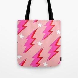 Barbie Lightning Tote Bag
