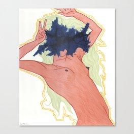 Euphrosyne Canvas Print