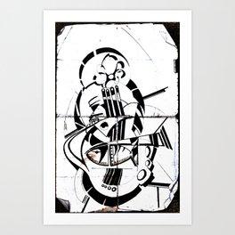 Violoncelo Art Print