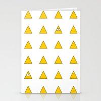 illuminati Stationery Cards featuring Illuminati by BatNeko